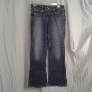 Lucky Brand 27 Short Denim blue jeans Sweet n low